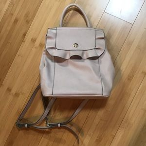 NWT Nine West leather backpack